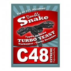 Турбо-дрожжи DoubleSnake C48