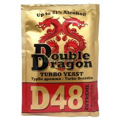 Турбо-дрожжи DoubleDragon D48, 132 г