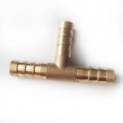 Тройник латунь 6 мм