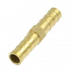 Переходник латунный с 6 мм на 8 мм.