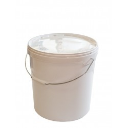 Емкость для брожения с крышкой 21 литр