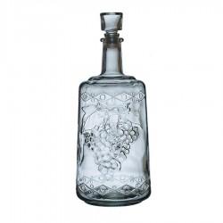 Бутылка стеклянная «Ностальгия» 3000 мл