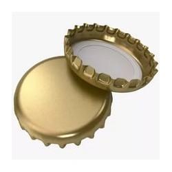 Кронен-пробка металическая
