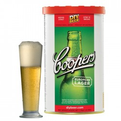 COOPERS European Lager (Европейский лагер)