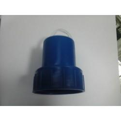 Крышка на бутыль винтовая с гидрозатвором