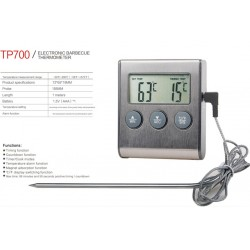 Термометр-щуп с звуковым сигналом TP-700