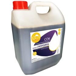 Сок черносмородиновый концентрированный 5 кг