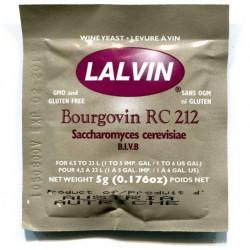 "Винные дрожжи Lalvin ""Bourgovin RC212"", 5 г"