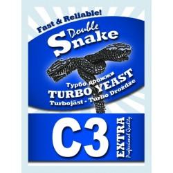 Турбо дрожжи Double Snake Turbo Yeast C 3 90 гр.