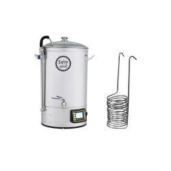 Автоматическая пивоварня Easy Brew-50, с чиллером